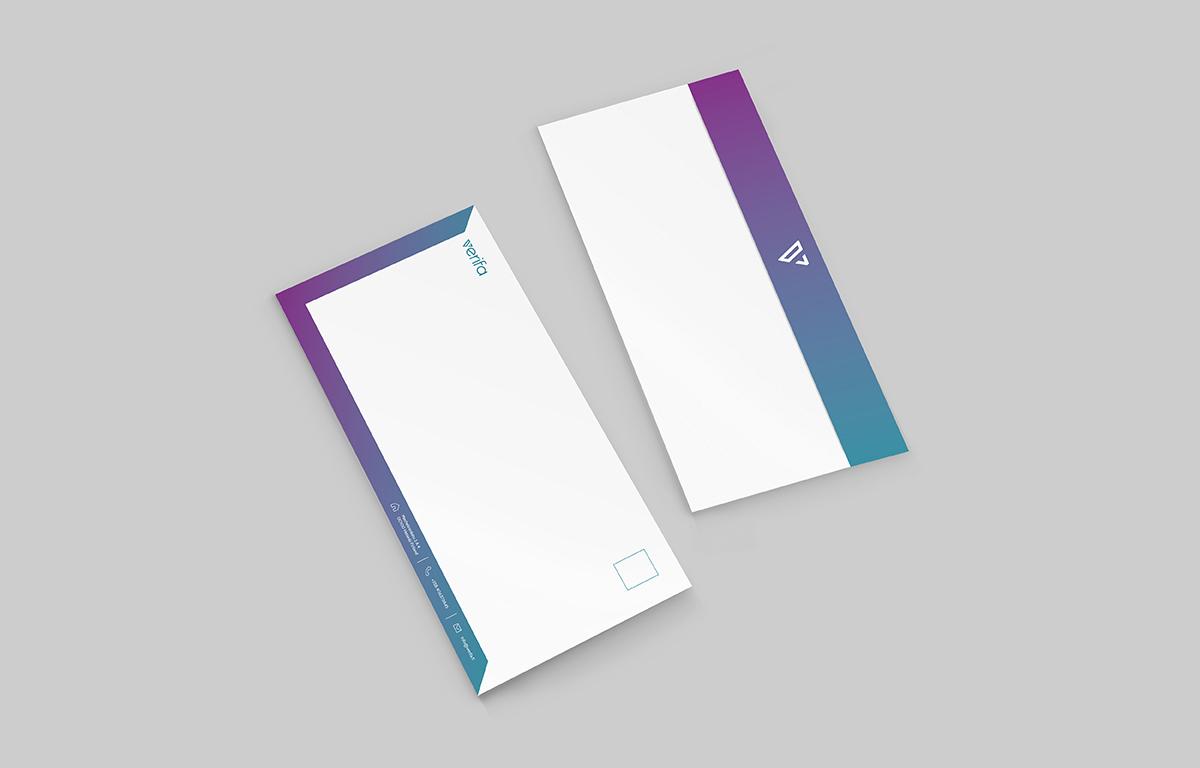 Verifa Envelope Design by tuhomuho