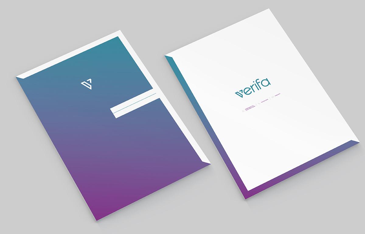 Verifa Folder Stationary Design