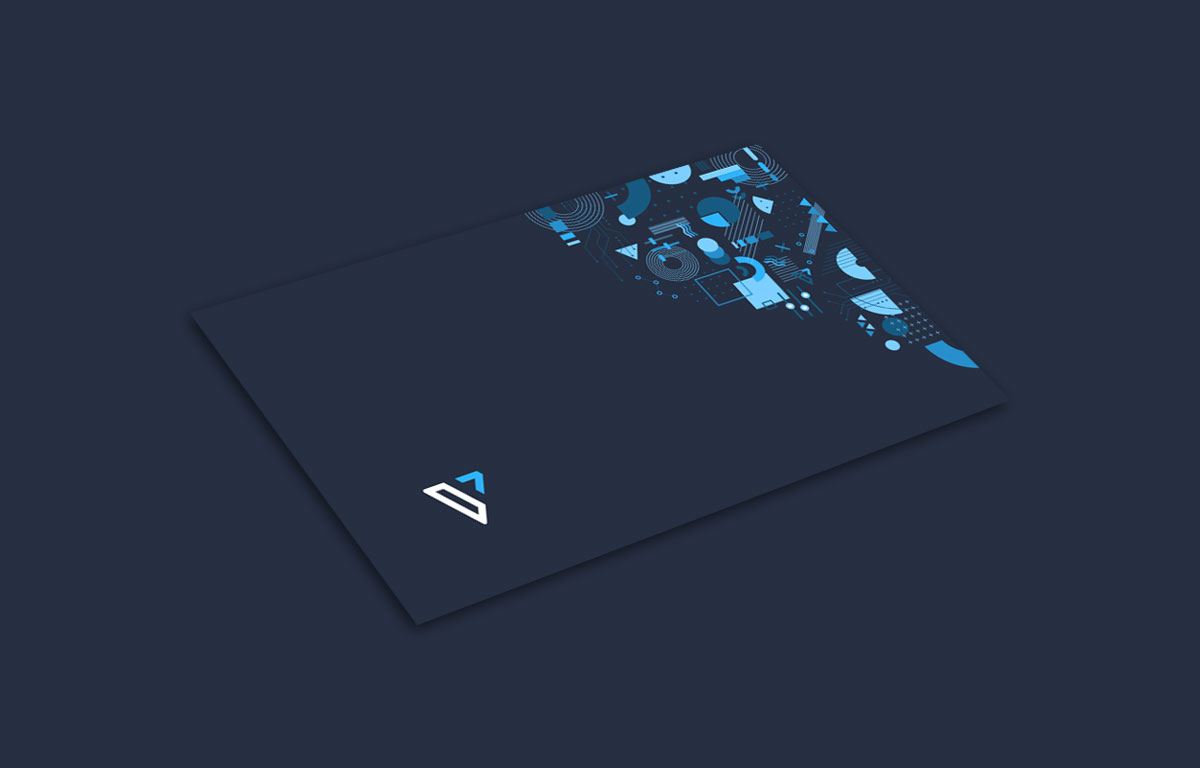 Verifa Envelope Print Design