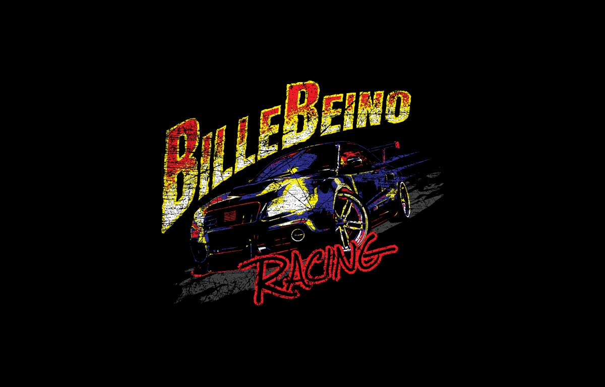 Billebeino Rally Racing Print Design